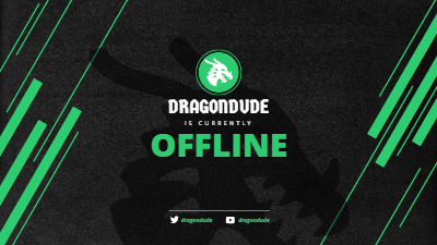 Free and Customizable Twitch Offline Banner Templates - Snappa