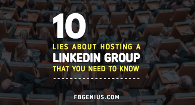 LinkedIn Post template